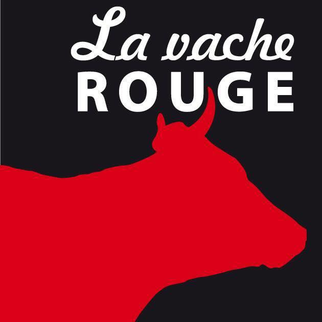 logo restaurant la vache rouge