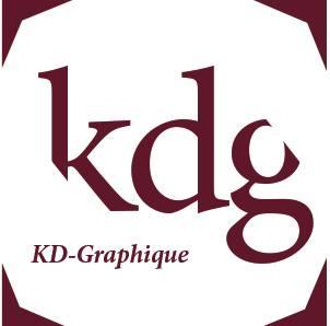 logo kd graphique