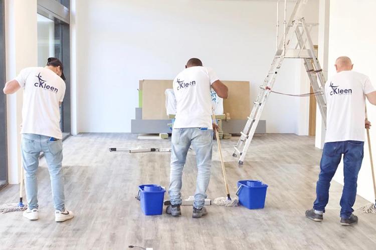 C'KLEEN nettoyage bureaux et chantiers