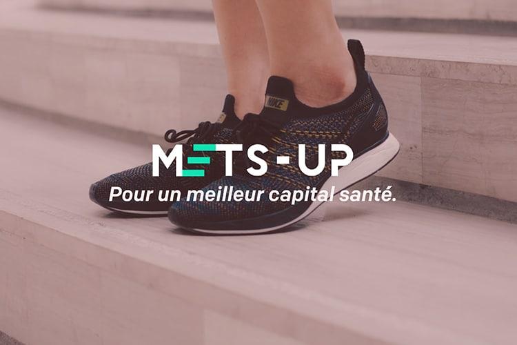 METs-Up programme sport-santé pour améliorer votre capital santé